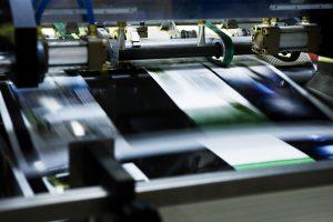 druk offsetowy, etykiety foliowe
